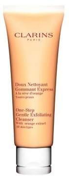 Clarins One-Step Gentle Exfoliating Cleanser - Orange Extract/4.3 oz.
