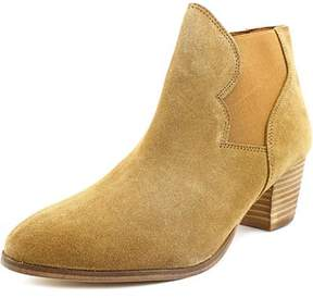 Coolway Judy Pointed Toe Suede Bootie.