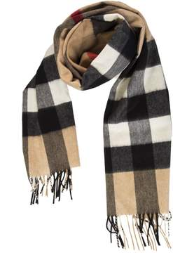 Burberry Large Classic Check Scarf