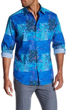 Robert Graham Bayonne Woven Shirt
