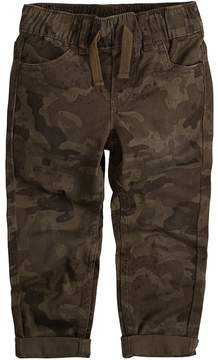Levi's Toddler Boy Palo Alto Camouflaged Pull On Pants