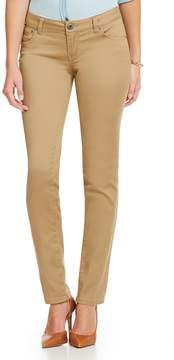 Celebrity Pink Mid-Rise Basic Skinny Pants
