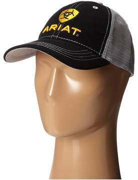 Ariat Embroidered Logo Baseball Cap Traditional Hats