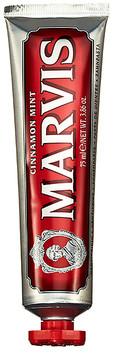 Marvis Cinnamon Mint.