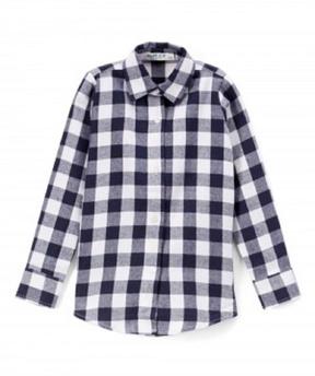No Name Button-Down Shirt.