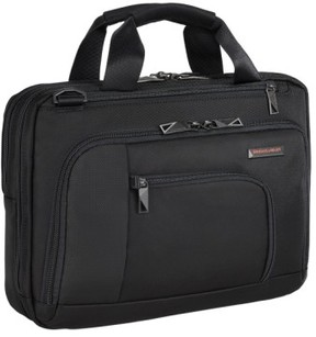 Briggs & Riley 'Verb - Contact' Small Briefcase - Black