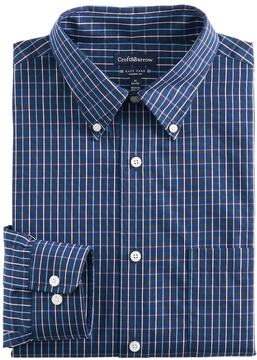 Croft & Barrow Men's Regular-Fit Wrinkle-Resistant Easy Care Dress Shirt