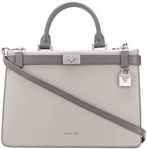 MICHAEL Michael Kors Tatiana Small Leather Shoulder Bag