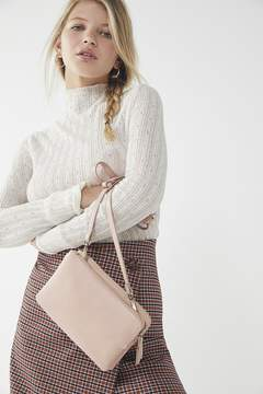Urban Outfitters Double Zip Crossbody Bag