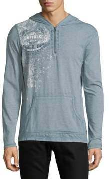 Buffalo David Bitton Nydro Hooded Sweatshirt