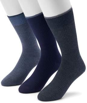 Marc Anthony Men's 3-pack Casual Crew Socks