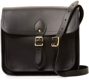 The Cambridge Satchel Company Women's New Traveller Small Leather Crossbody