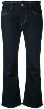Diesel cropped trousers