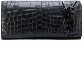 Saint Laurent Smoking clutch - BLACK - STYLE