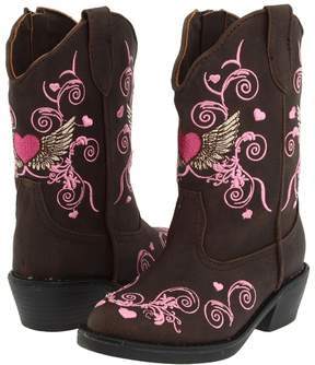 Roper Hearts and Wings Boot (Infant/Toddler)