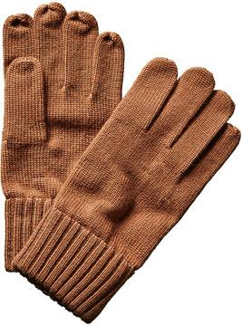 Portolano Men's Toast Wool Gloves