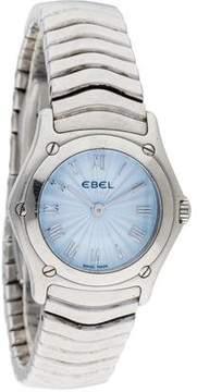 Ebel Classic Wave Bracelet Watch