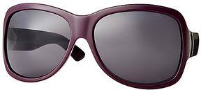 Safilo USA YVES Saint Laurent Paris 6327 Modified Oval Sunglasses