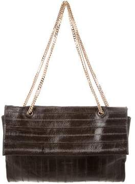 Nina Ricci Eel Skin Shoulder Bag