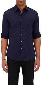 John Varvatos Men's Welt-Pocket Shirt