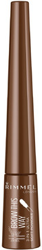 Rimmel London Brow This Way 3-in-1 Ultra Soft Powder