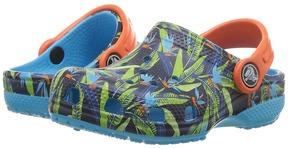 Crocs Classic Tropical Clog Kids Shoes