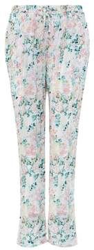 Mayoral Floral Pleated Trousers