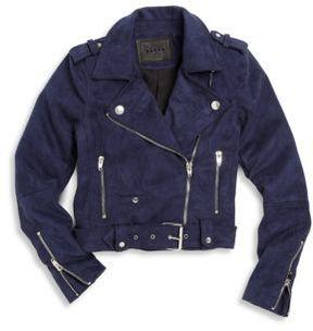 Blank NYC Girl's Slightly Faded Jacket