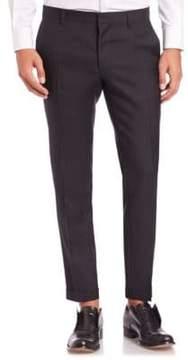 Viktor & Rolf Tokyo Wool & Silk Evening Pants