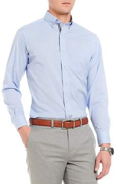 Daniel Cremieux Solid Performance Long-Sleeve Woven Shirt