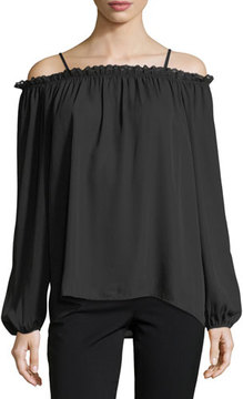 Alberto Makali Off-the-Shoulder Top