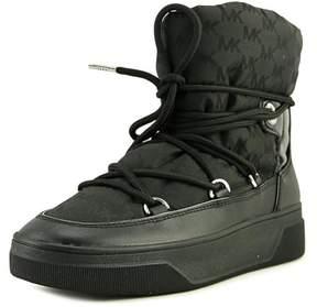 Michael Kors Michael Nala Ankle Boot Women US 6.5 Black Winter Boot