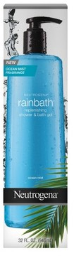 Neutrogena® Rainbath® Replenishing Shower And Bath Gel Ocean Mist - 32 fl oz