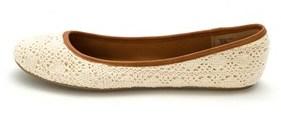 American Rag Womens Cellia4 Almond Toe Loafers, Crochet, Size 9.5.