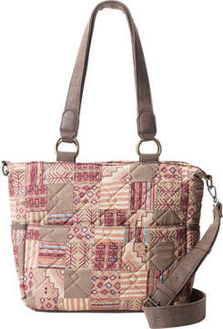 Donna Sharp Ellie Crossbody Tote (Women's)