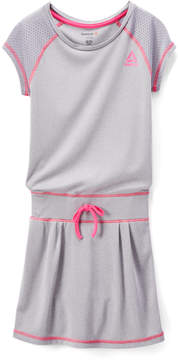 Reebok Medium Heather Gray Skater Dress - Toddler & Girls