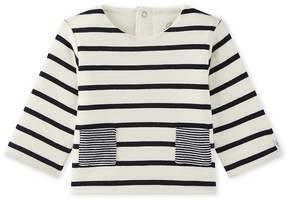 Petit Bateau Babys unisex sailor sweater