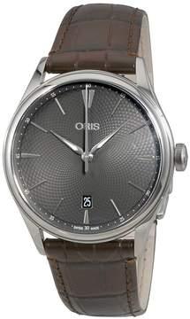 Oris Artelier Date Automatic Grey Dial Men's Watch 01 733 7721 4053-07 5 21