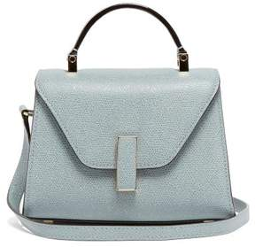Valextra Iside Micro Grained Leather Bag - Womens - Polvere
