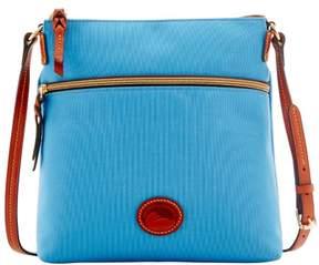 Dooney & Bourke Nylon Crossbody Shoulder Bag - DUSTY BLUE - STYLE