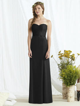 Dessy Collection 8162IV Dress In Black