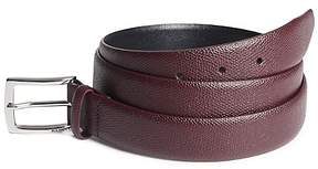 Tommy Hilfiger Tailored Collection Red Leather Belt