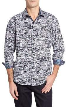 Robert Graham Malabar Coast Long Sleeve Classic Fit Shirt