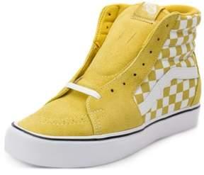 Vans Mens Sk8-Hi Lite Suede Yellow/White VN0A2Z5YR2J
