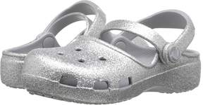 Crocs Karin Sparkle Clog Girls Shoes