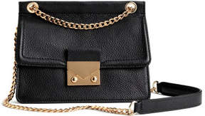 H&M Leather Shoulder Bag - Black