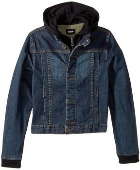 Hudson Hoodie Jean Jacket Boy's Coat