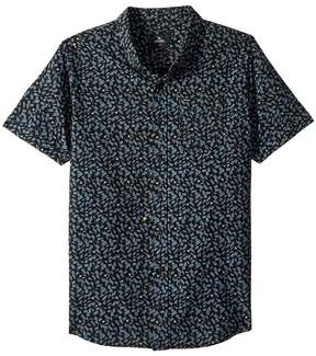 Rip Curl Kids Northern Short Sleeve Shirt Boy's Clothing
