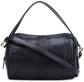 Derek Lam 10 Crosby panelled gym bag