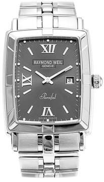 Raymond Weil 9341-ST-00607 Stainless Steel 28mm Mens Watch